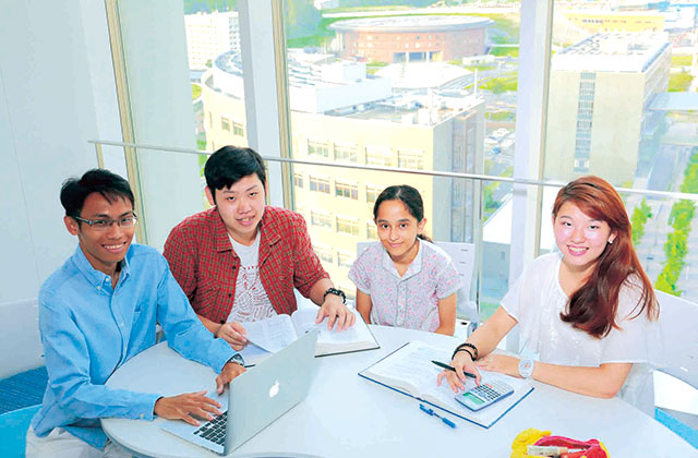 International Undergraduate Programs in English
