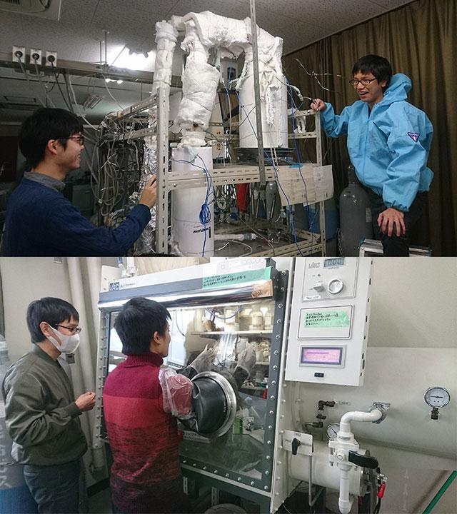 エネルギー化学工学研究室