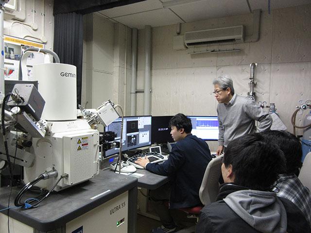 量子物理工学科