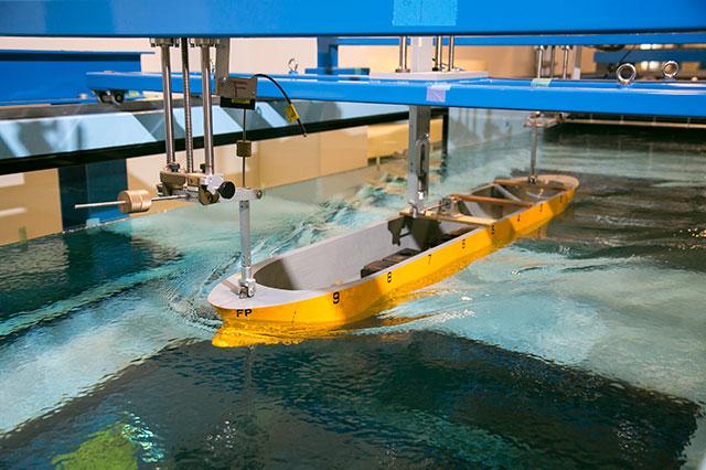船舶海洋工学科