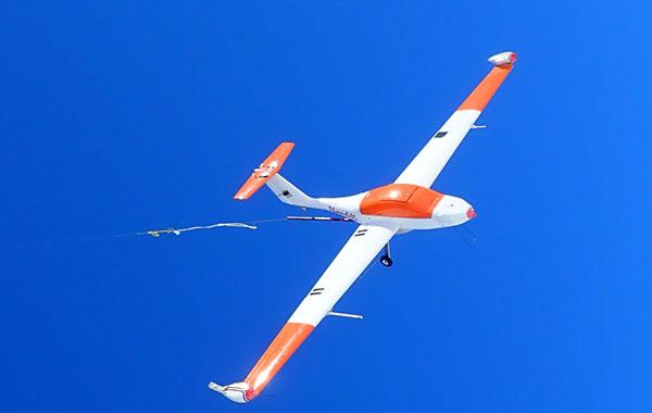 南極成層圏エアロゾルサンプルリターン用無人航空機
