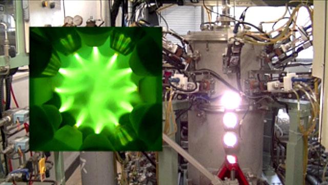 有害物質処理装置として期待される多相交流アークプラズマ発生装置
