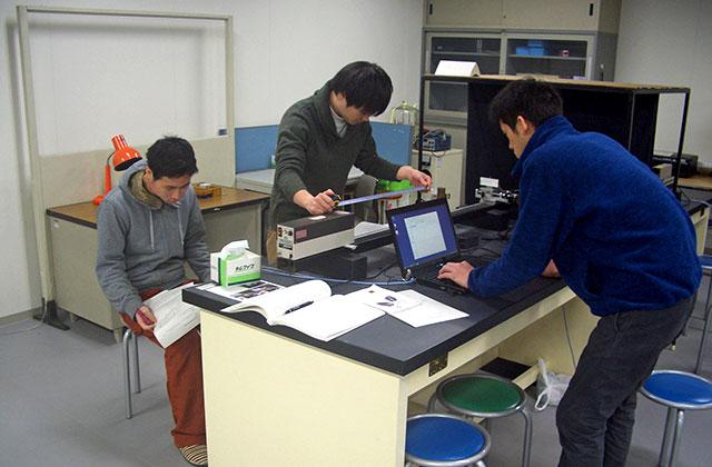 創造科学工学基礎実験