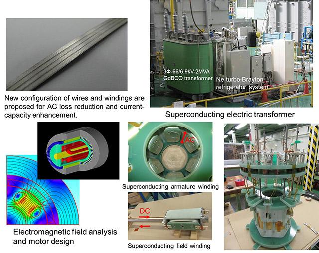 Applied superconductivity laboratory