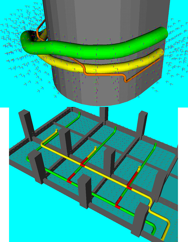 Planning of Marine Systems