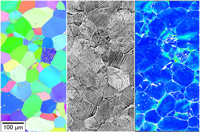 Crystal Plasticity and Fracture / Strong Solids Group